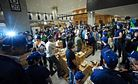 Japan's Famed Tsukiji Fish Market Celebrates New Location