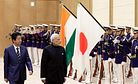 India, Japan Begin Negotiations Over Military Base Sharing Agreement
