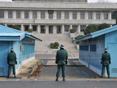 Koreas Begin Land Mine Removal at Joint Security Area, Per Recent Military Agreement
