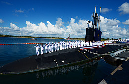 US Navy Commissions Latest <i>Virginia</i>-Class Nuclear-Powered Attack Submarine