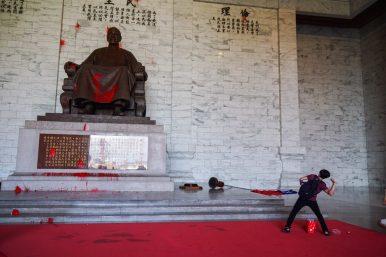 The Great Debate: Chiang Kai-shek's Role in 21st Century Taiwan