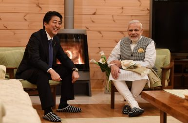 With Latest Abe-Modi Meet, India and Japan Make Security and Defense Cooperation Strides