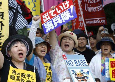Japan's New Okinawa Governor Sets Tough Anti-US Military Agenda