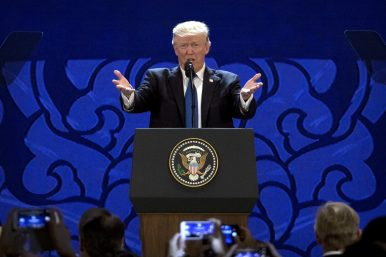 Trumping Asia