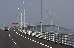 The Hong Kong-Zhuhai-Macau Bridge: White Elephant in the Pearl River