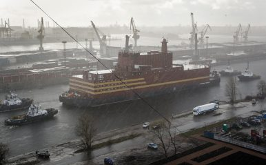Floating Nuclear Power Plants in Northeast Asia? A Daunting Prospect.
