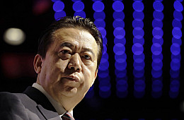 China Quietly Detains Interpol President Meng Hongwei