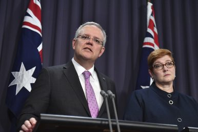 Australia: The Morrison Way