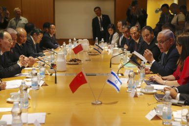 China-Israel-US: Innovation Strategy and Security