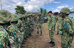 Brunei-Malaysia Military Ties in Focus With Defense Chief Visit