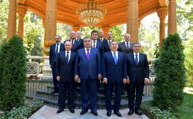 How Worried Is Uzbekistan About Afghan Instability?