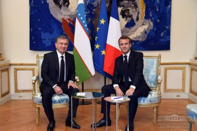 Mirziyoyev Goes to Europe