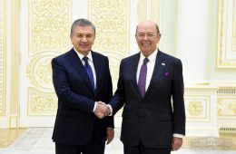 US Commerce Secretary Praises Uzbekistan's Progress