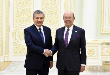 US Commerce Secretary Praises Uzbekistan's Progress