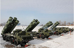 New Long-Range Missile for Russia's S-400 Air Defense System Accepted Into Service