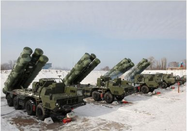 Report: China Completes User Trials of S-400 Air Defense System