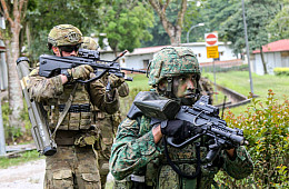 What's in the New Australia-Singapore Military Exercise?