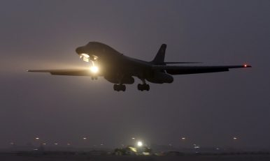The Weaponization of Airspace