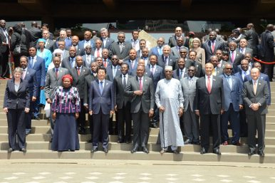 Flying High: Japan Strengthens African Ties