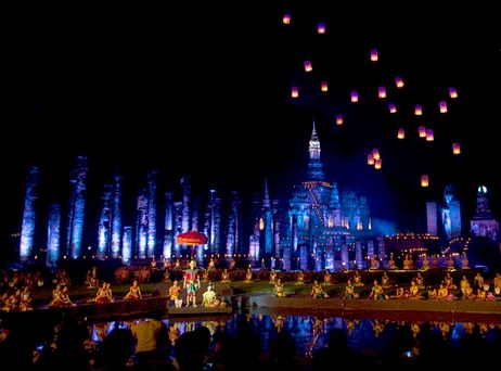 Thailand's Festival of Lights