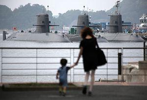 Japan Plans Large Unmanned Submersibles