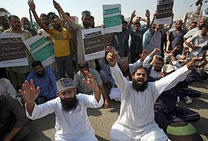 The Fallout From the Aasia Bibi Blasphemy Verdict