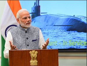 India Conducts Second January 2020 Submarine-Launched Ballistic Missile Test