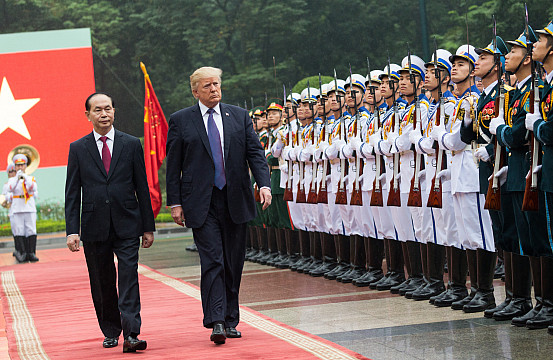 Brining Vietnam Into the 'Free and Open Indo-Pacific'