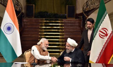 India and Iran: A Sanctioned Waiver Amid a Wave of Sanctions