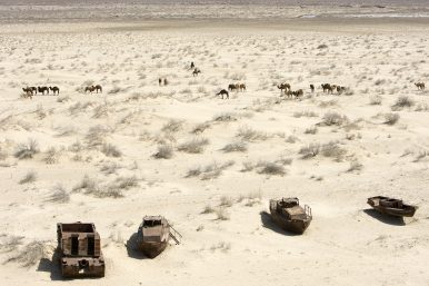 Human Security Central in New Effort to Save the Aral Sea