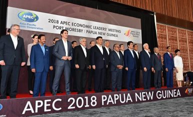 Papua New Guinea Stands up to China – For Now