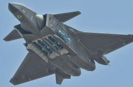 China's Stealth Fighter: It's Time to Discuss J-20's Agility | The