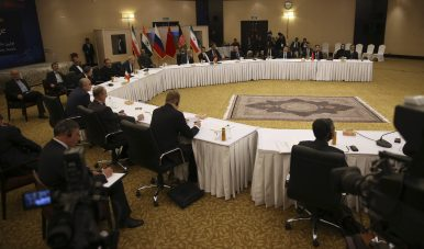 How Iran Aims to Build a Multilateral Security Cooperation Framework
