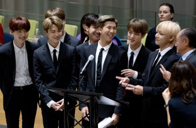 K-Pop Group BTS Caught in Latest Tensions Between South Korea and Japan