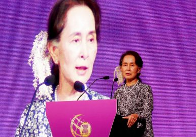 Time to Course-Correct, Aung San Suu Kyi