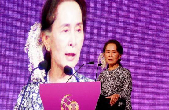 Time to Course-Correct, Aung San Suu Kyi