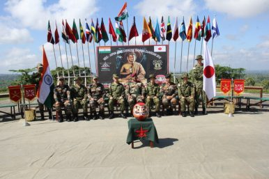 India, Japan Conclude First Dharma Guardian Military Exercise