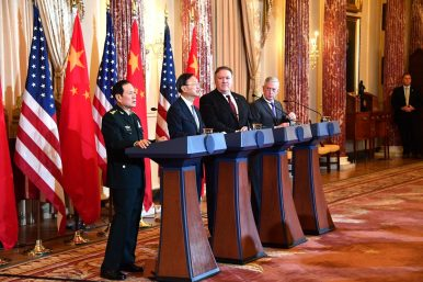 The US and China Are Talking Again, But 'Competition' Is Set to Continue