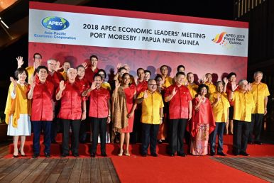 What the APEC 2018 Summit Reveals About China's Regional Economic Insecurities