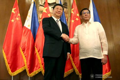 China-Philippines Relations: Can the 'Rainbow' Last?