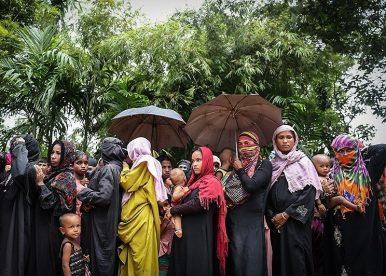 Why These Rohingya Women Refuse to Return to Myanmar