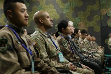 US Army, PLA Conclude Disaster Management Exchange Despite Frictions