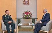 Singapore-Thailand Military Ties in the Spotlight With Defense Chief Visit