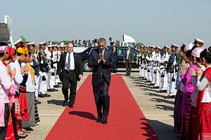 How Myanmar Benefits from the US-China Competition in the Indo-Pacific