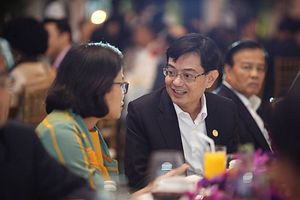 Heng Swee Keat: The Future of US-China-Singapore Relations