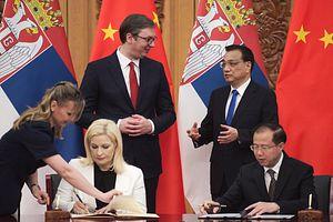 Serbia: China's Open Door to the Balkans