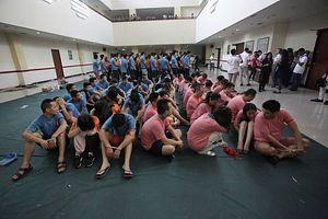 'Grave Concern' as Cambodia Deports Taiwanese Alleged Scammers to China
