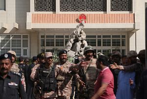 Attack on the Chinese Consulate in Karachi: Not the First Nor the Last