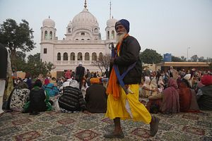 India, Pakistan, and the Kartarpur Corridor