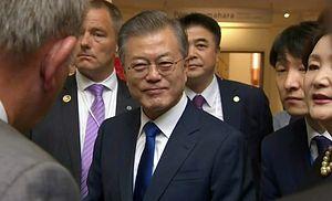 Five Priorities for South Korea's Moon Jae-in in 2019